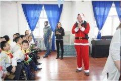 派特森英语派特森英语送温情,与学员共度圣诞